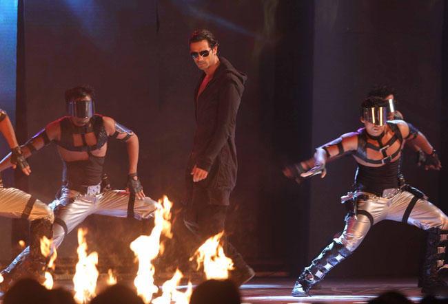 Arjun Rampal At RaOne Music Launch