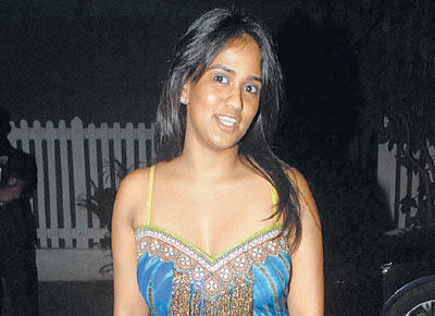 Arpita Khan younger sister of salman khan