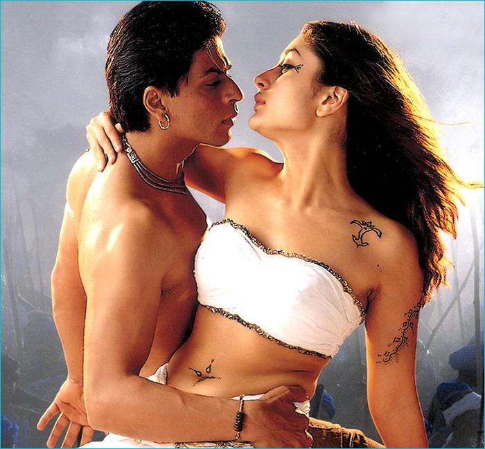 SRK Bebo in Ashoka