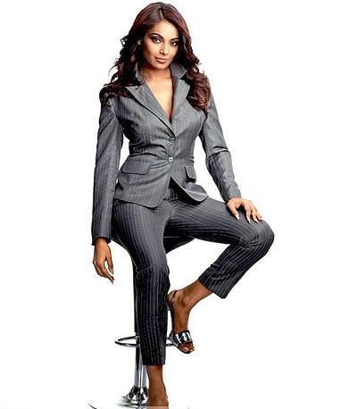 Bips in Suit