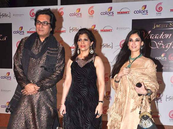 celebs at GIMA Pays Tribute to Ghazal Legend Jagjit Singh