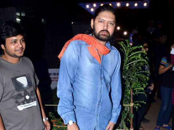 celebs snapped at Ali Zafar concert