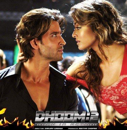 Hritik Ash in Dhoom 3
