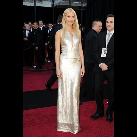 Gwyneth Paltrow at Academy Awards 2011