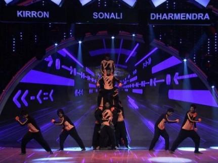 IGT3 Finale-Suresh and Vernon Group Wins India Got Talent 3