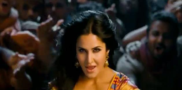 Kat as Chikni Chameli