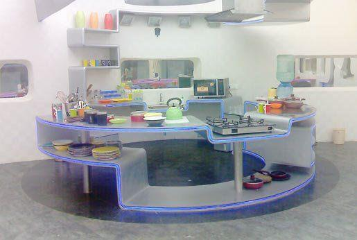 Kitchen - Big Boss Season 5