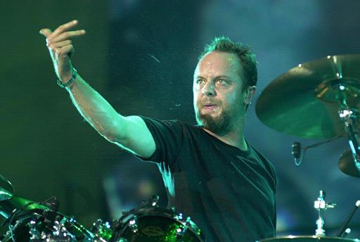 Lars Ulrich - Drummer