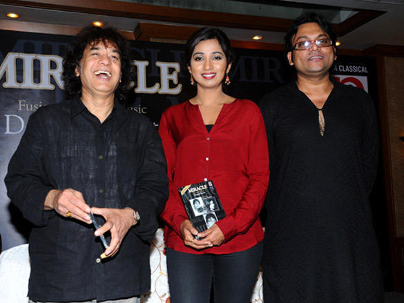 launch of  Deepak Pandit's album Miracle