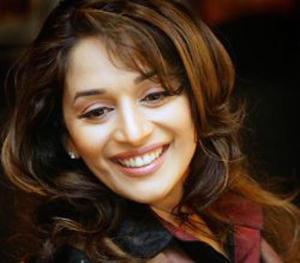 Madhuri returns India