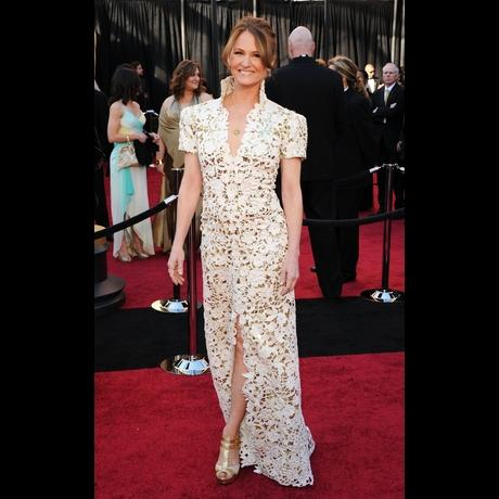 Melissa Leo at Academy Awards 2011