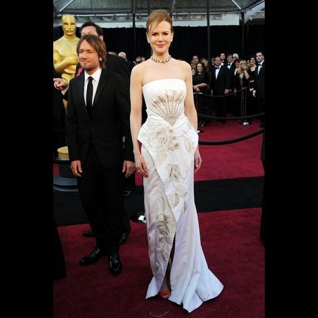 Nicole Kidman at Academy Awards 2011
