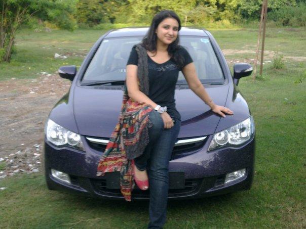 Parineeti Chopra has a love for the Car