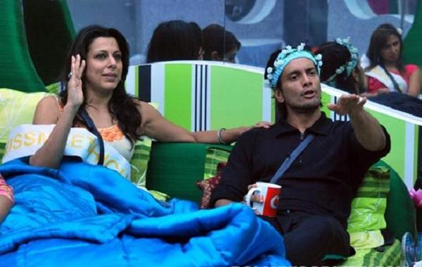 Pooja-Sky in Bigg Boss House