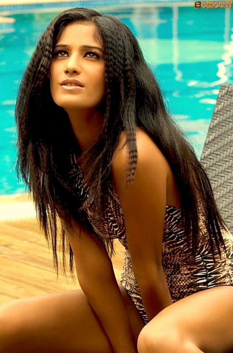 Poonam Pandey In Swim Suit