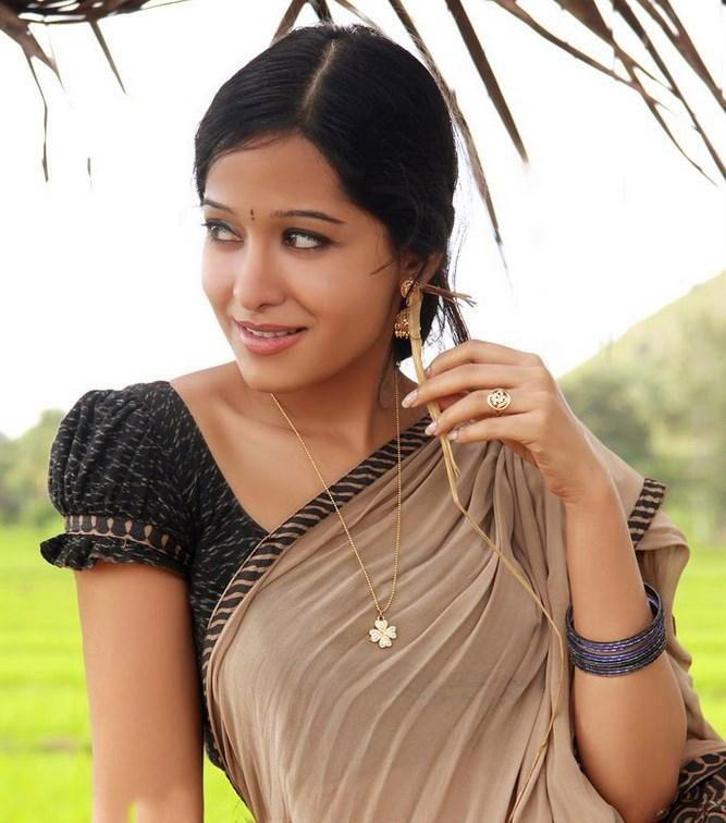 Preetha Rao in Saree
