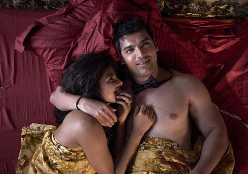 Priyanka and John