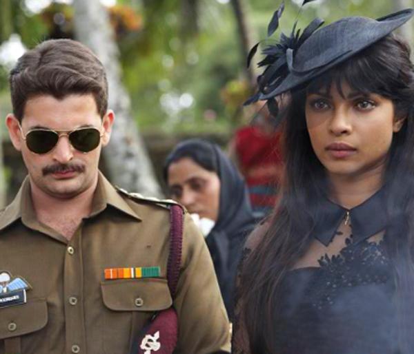Priyanka and Neil N Mukesh