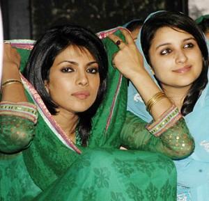 Priyanka's cousin Parineeti Chopra
