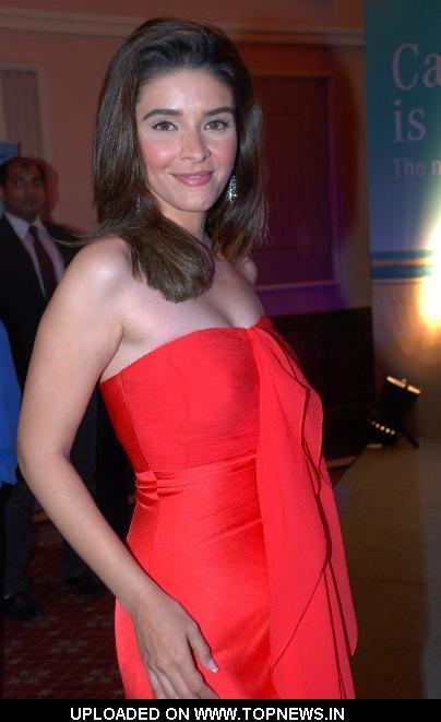Raageshwari Loomba in Red Dress