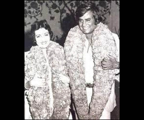 Rajinikanth latha wedding