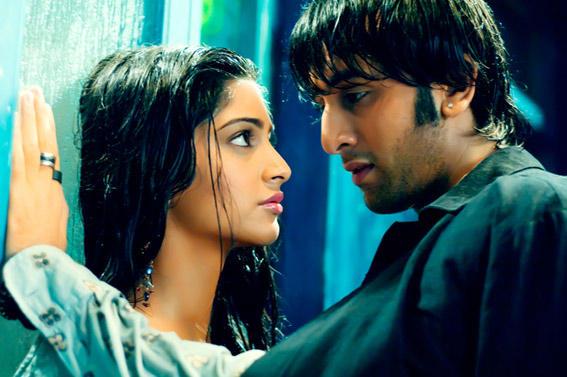 Ranbir with Sonam