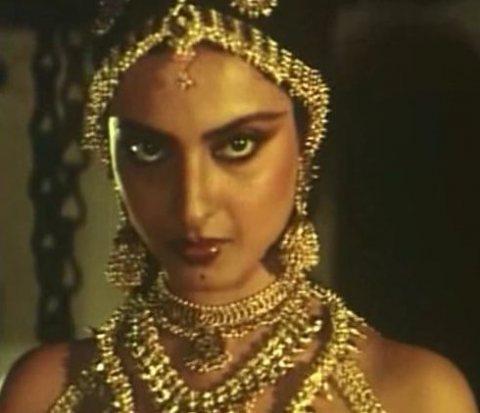 The Eternal Diva - Rekha