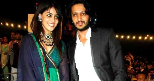 ritesh genelia dance together