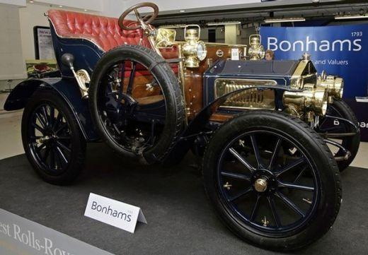 No. 6 - Rolls-Royce 10hp Two-Seater - $7.25 million