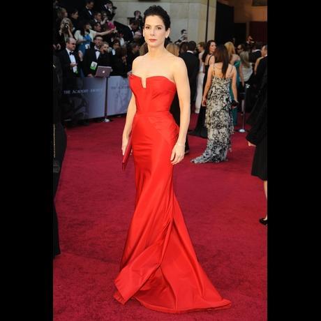 Sandra Bullock at Academy Awards 2011