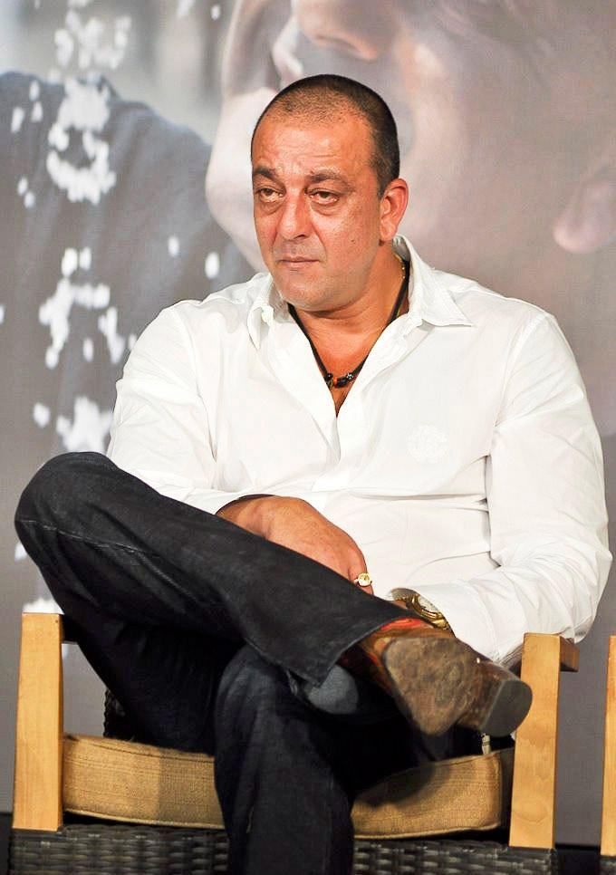 Sanjay Dutt At Agneepath 2011Trailer Launch