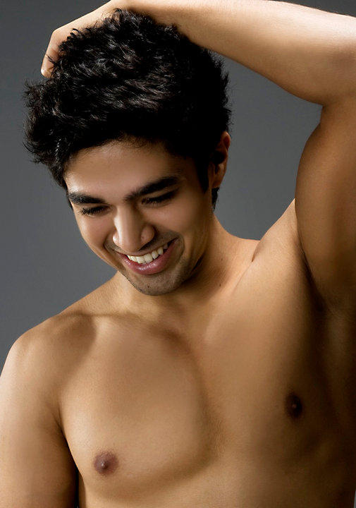 Saqib Saleem Close up