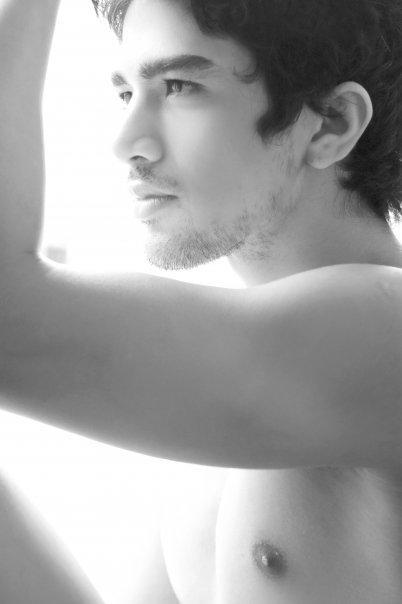 Saqib Saleem - Black & White