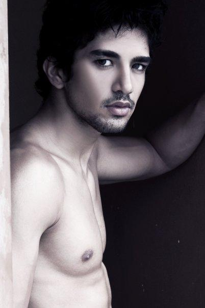 Saqib Saleem without Shirt - II