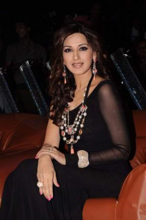 Sonali Bendre  At India's Got Talent (Season 3) Grand Finale 2011