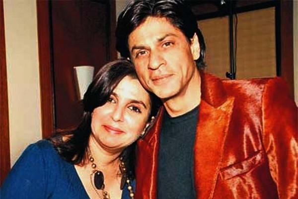 SRK Farah in Old Times