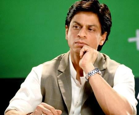 SRK the Teacher
