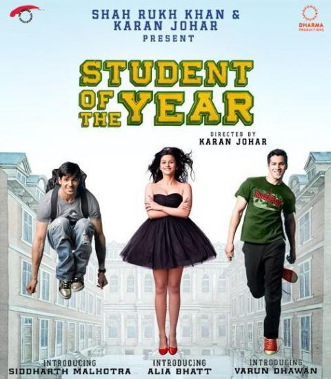 First Look: Student of the Year