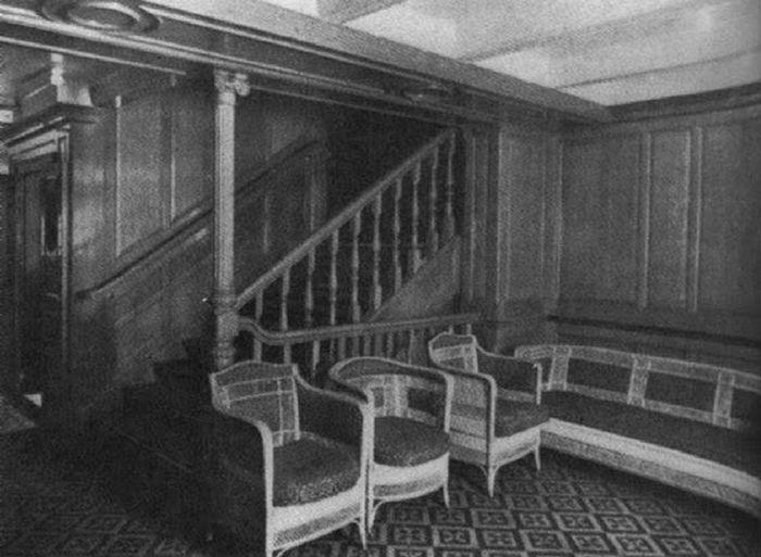 Titanic - Furnitures