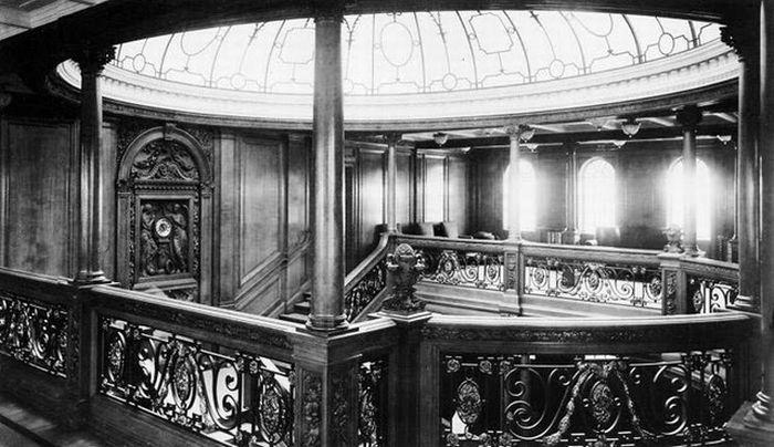 Titanic - Inside view