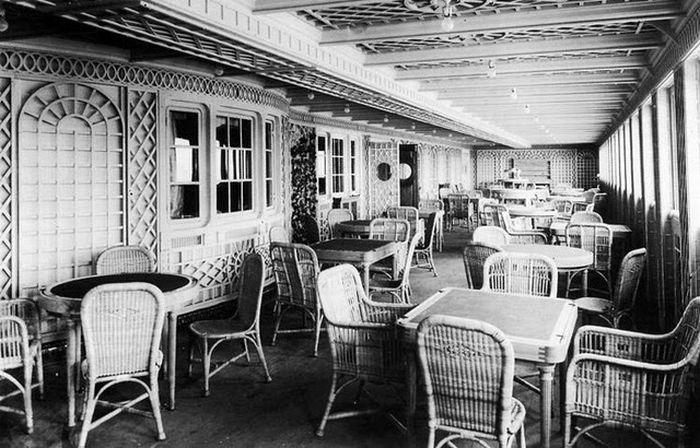 Titanic - Lounge