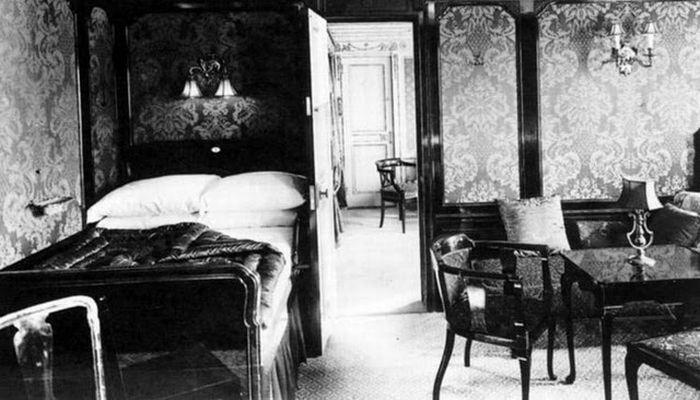 Titanic - Guest room