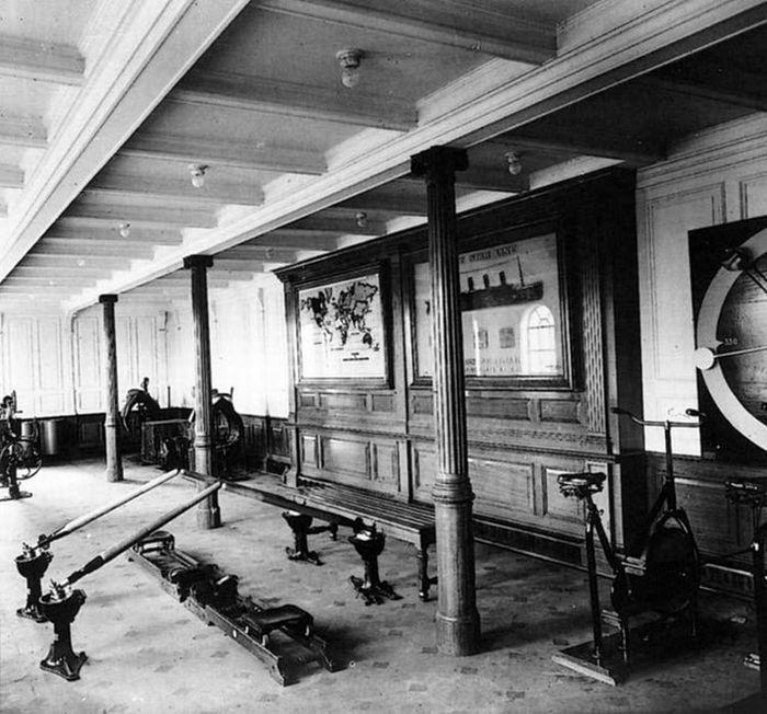 Titanic - Gym