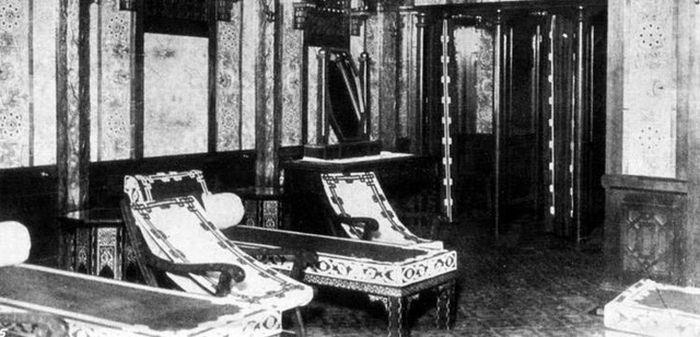 Titanic - room view