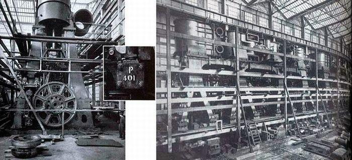 Titanice - the steam system