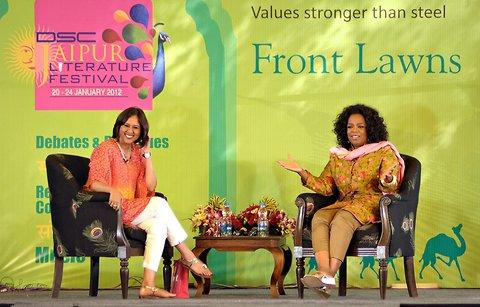 Oprah With Barkha Dutt