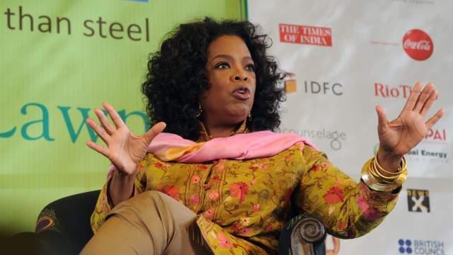 Oprah At Jaipur Literary Festival