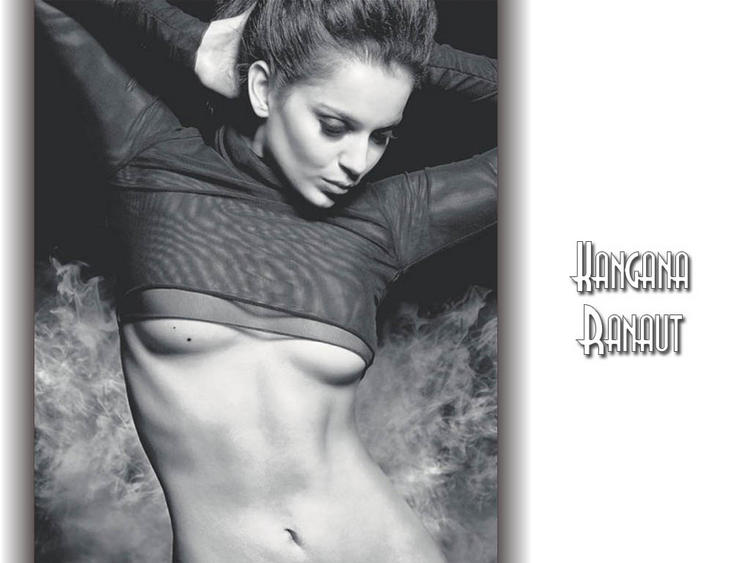 Kangana ranaut sexy boobs