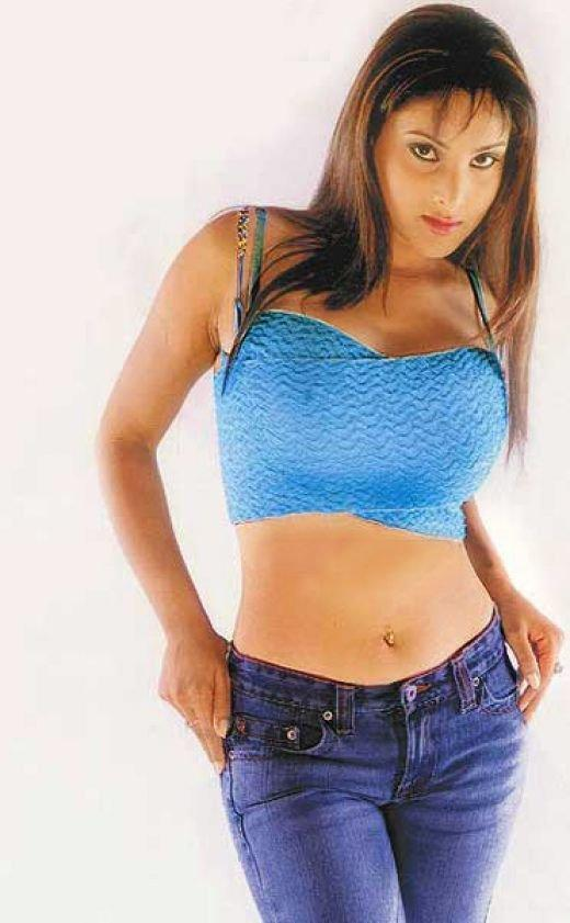 Ramya hot navel images