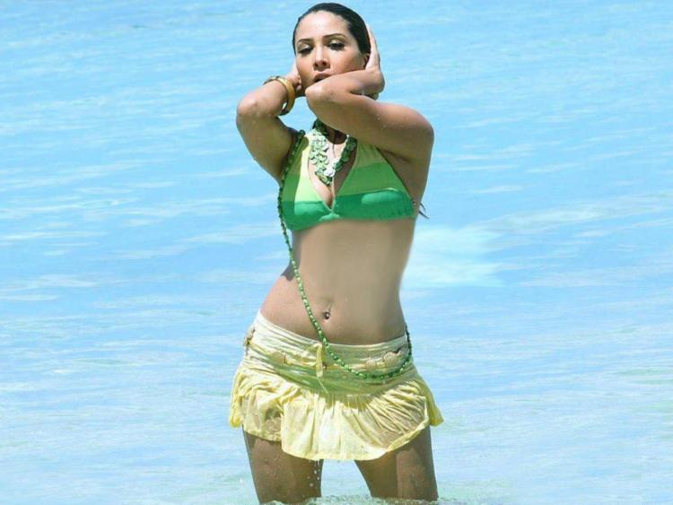 Kim sharma fotos de bikini